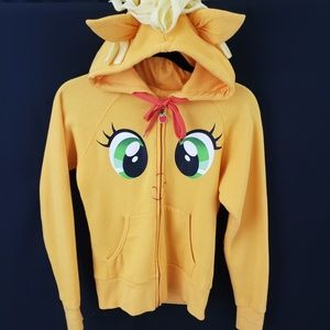My Little Pony Yellow Hoodie Size Small 🦄